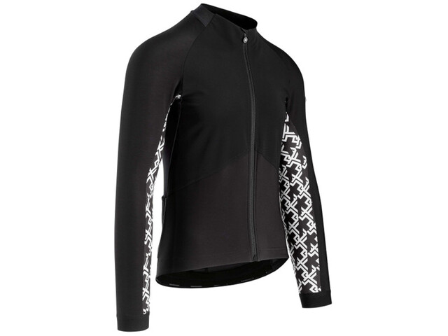 assos Mille GT Spring Fall Jacket black series